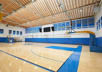 The Wooden Athletic Fund | Jackie Robinson Athletic Complex