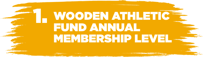 1. WOODEN ATHLETIC FUND ANNUAL MEMBERSHIP LEVEL